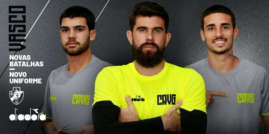 Maxi López debocha de novas camisas do Vasco  clube justifica escolha d674b3d13b151