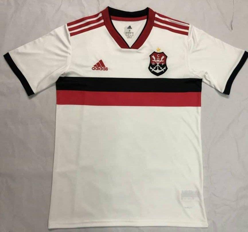 2681bb1f15f93 Imagens de possível nova camisa reserva do Flamengo vazam na ...