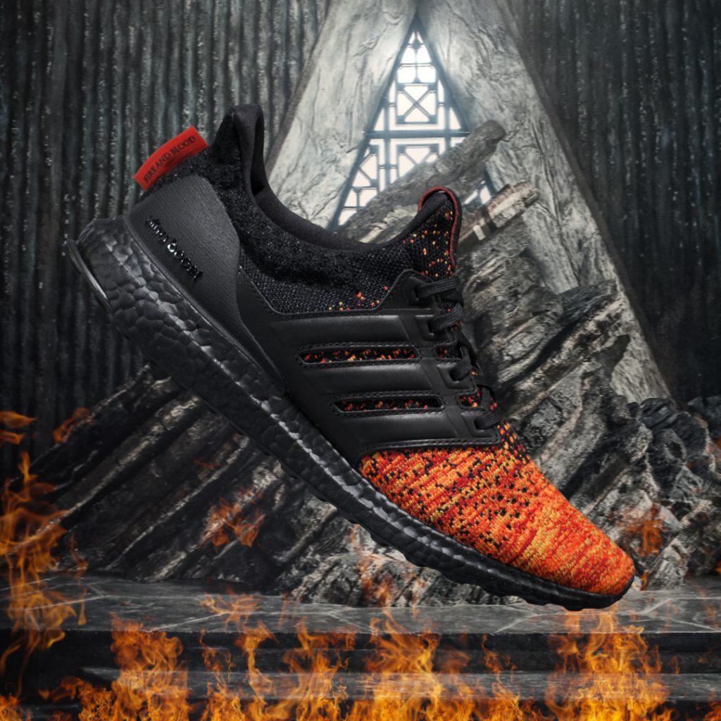 345c6999553 Adidas lança linha de tênis de corrida inspirada em Game of Thrones ...