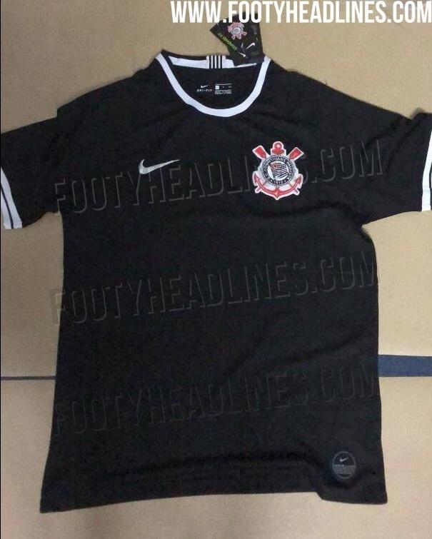 c794ad1105 O Corinthians, publicamente, não confirma o design dos novos uniformes.