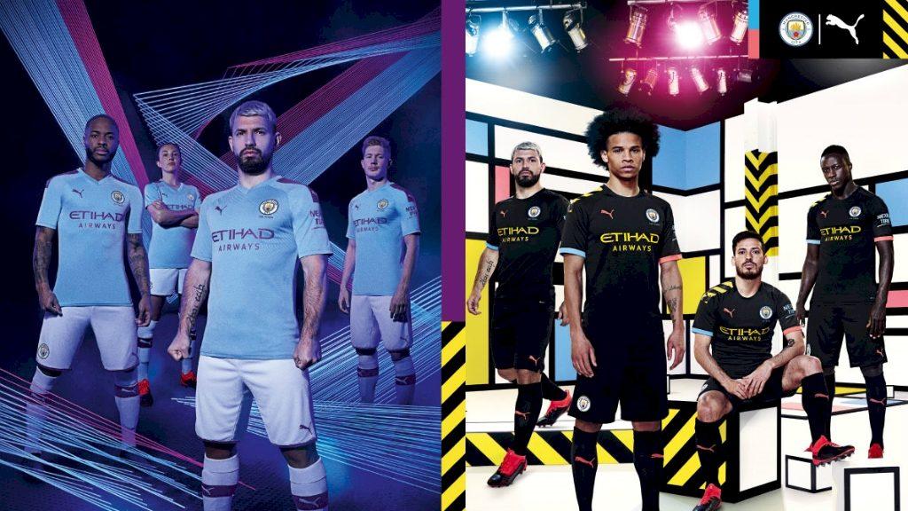 Manchester City Apresenta Primeiros Uniformes Feitos Pela Puma Uol Esporte