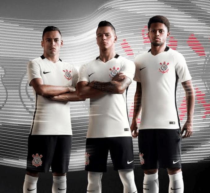 Foto divulgada pela Nike