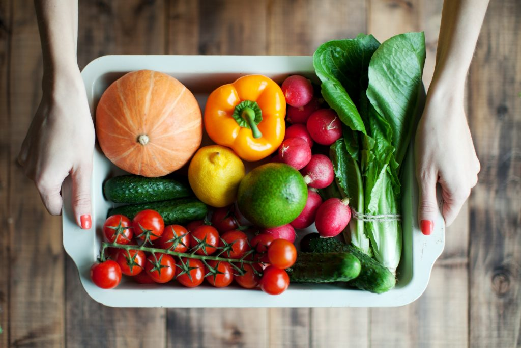 fa5ca0da5073b Vale repensar o que você come e colocar mais vegetais no seu prato (Foto   iStock)