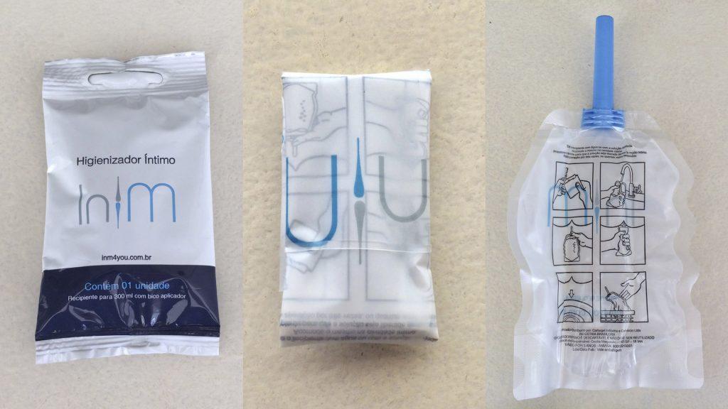 508ed44744 ... é semelhante a de uma camisinha  quando se abre o envelope plástico