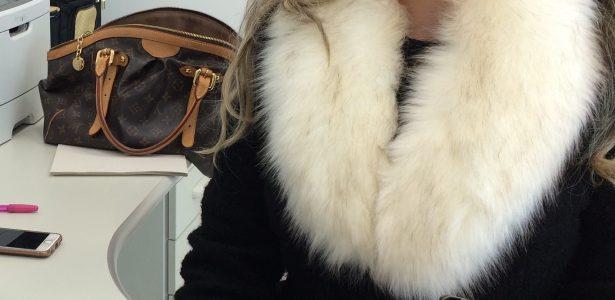 55729067ee8 Promotora do caso Tatiane Spitzner leva arma cor-de-rosa na Louis Vuitton -  Blog do Paulo Sampaio - UOL