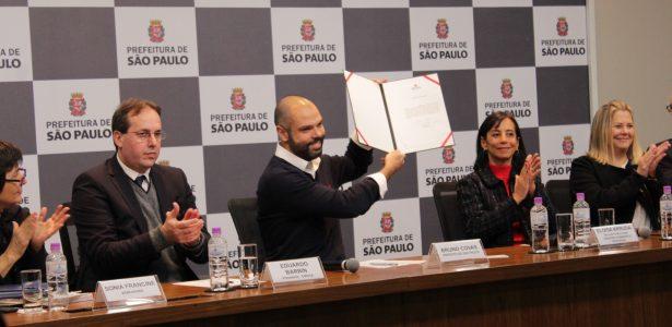 Prefeito Bruno Covas exonera secretária de Direitos Humanos e Cidadania -  Blog do Paulo Sampaio - UOL 968be3c5f5