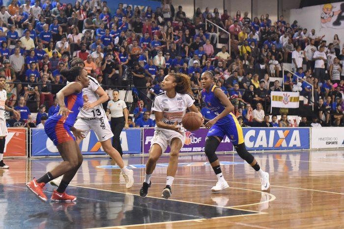 O basquete feminino sofreu um duro golpe em um momento que parecia ser de  recuperação. A equipe de Americana 5be261ad6f0