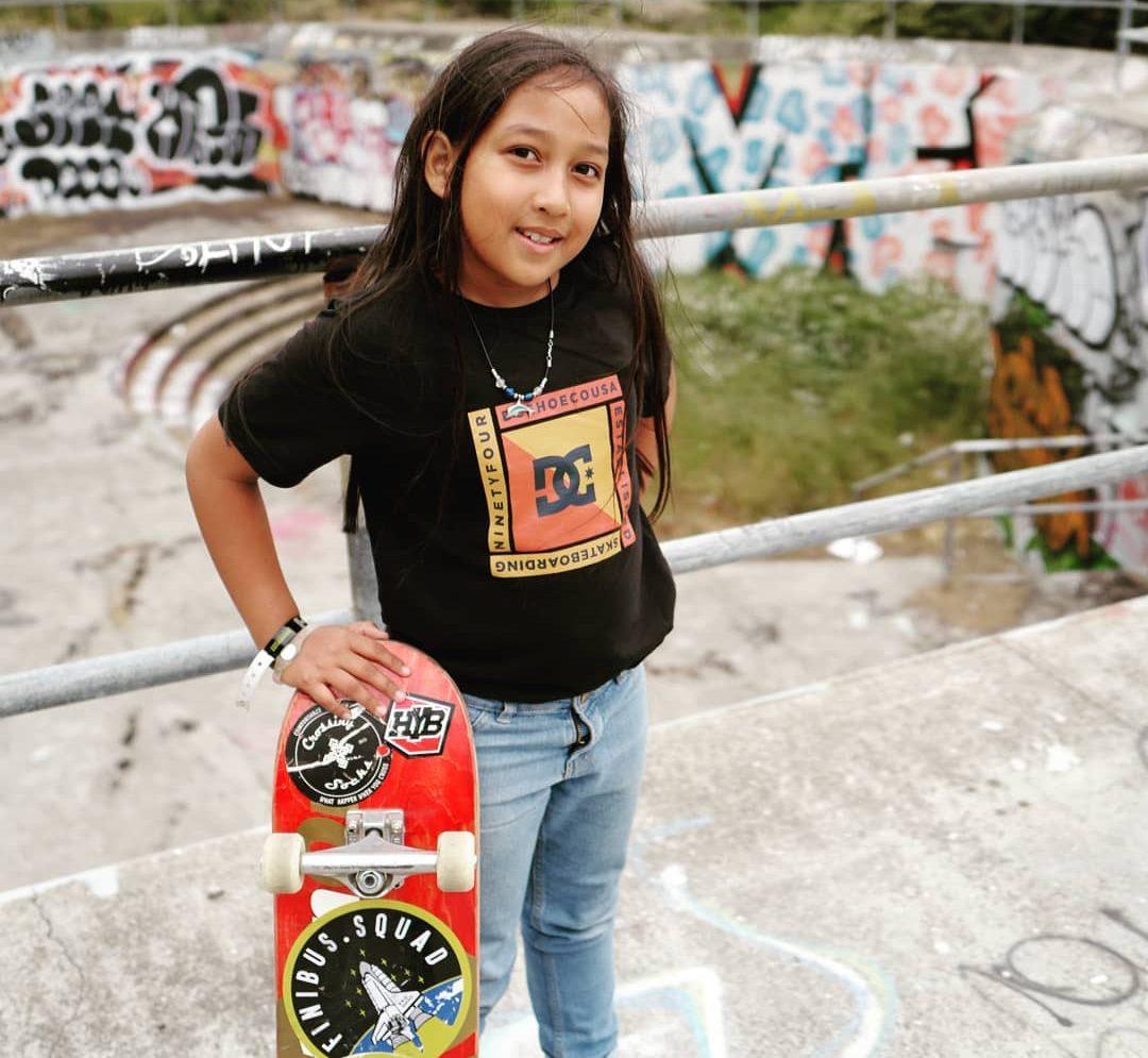 ef6517c1a2 Menina de 9 anos disputará Jogos Asiáticos e acende debate sobre idade