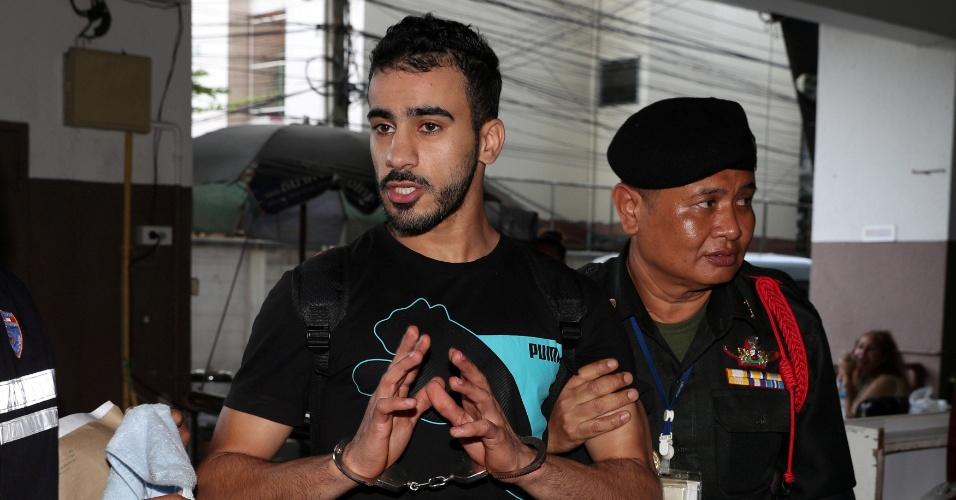 2eccf521614 Como prisão de um jogador na Tailândia gerou crise na Austrália ...