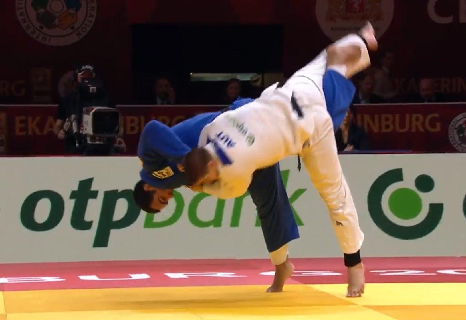 1f8e6414acd75 Judô brasileiro revive dias de potência e fatura 6 medalhas na Rússia