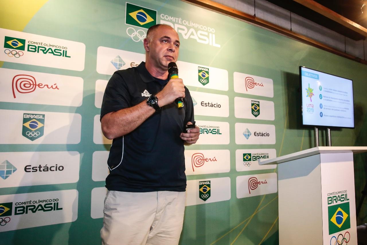 5edaaa16a1 COB quer levar até 500 atletas ao Pan e mira repetir 3º lugar - UOL ...