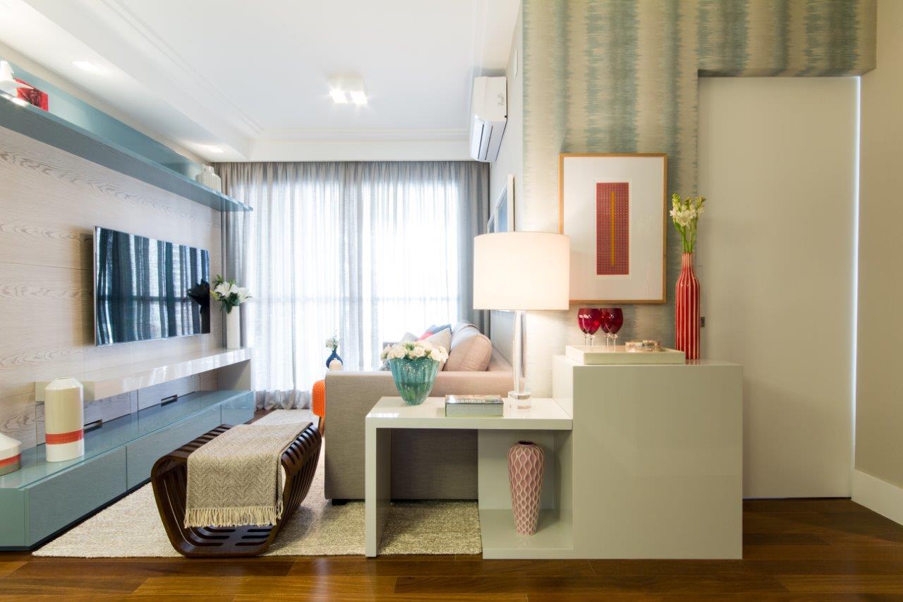 Com 1m j d para criar um mini escrit rio veja como for Mini apartamentos modernos