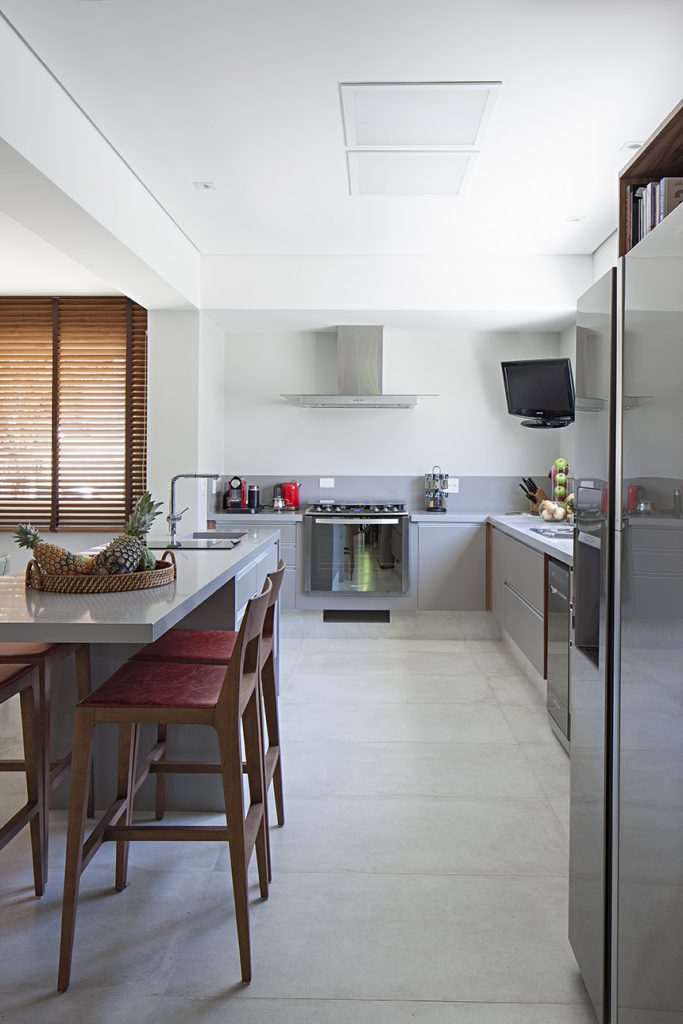 Banheiros e cozinhas sem azulejos em tudo poss vel sim for Como elegir pintura para casa
