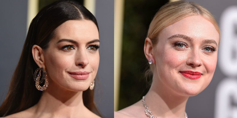 Anne Hathaway e Dakota Fanning