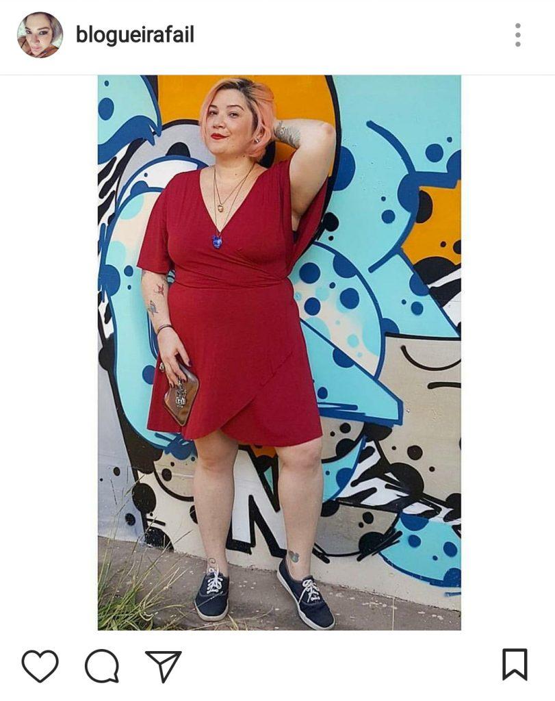 04f522171018 A administradora Bia Peca tanto se apaixonou pelo mundo da moda que agora  também atua como consultora e modelo. Ela dá boas dicas de como se vestir  bem no ...