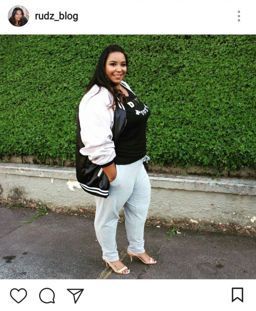 c50b1aa68ea9 Claudia é uma enfermeira que ama moda e que não tem medo de ousar em seus  looks para as badalações e viagens de final de semana.