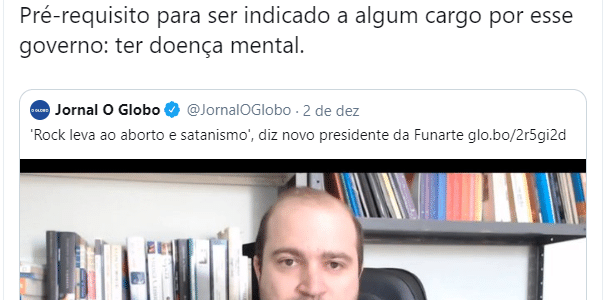 Luiz Sperry | Doença mental torna alguém mau caráter?