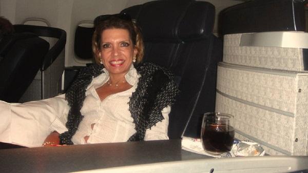 A desembargadora Marília Castro Neves. Reprodução: Facebook