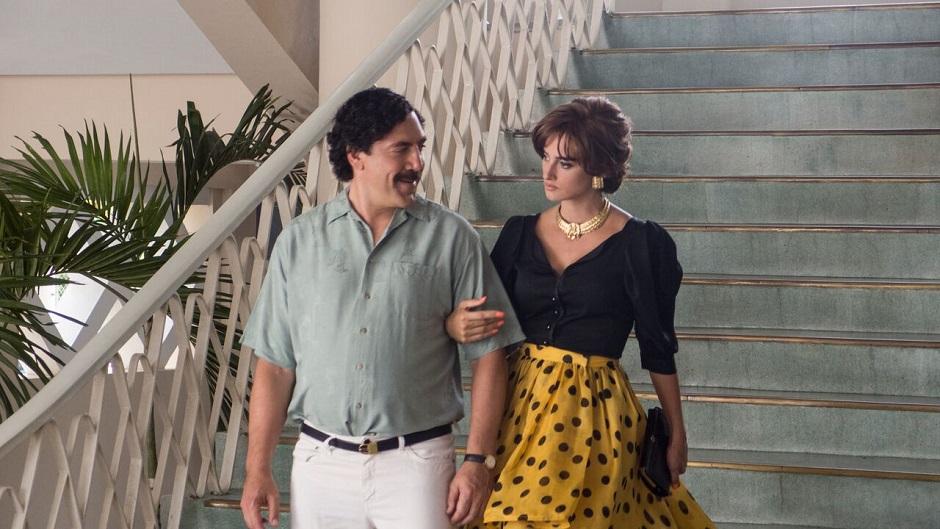Cena do filme 'Escobar - A Traição