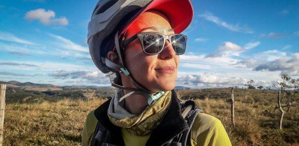 Conexão entre meninas   Após trauma, ela ajuda mulheres a pedalarem juntas e sem medo