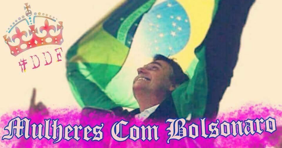 Grupo Mulheres Com Bolsonaro Tem Orações Ataques A Globais E