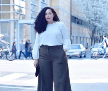 8c28cee0e Descubra 5 tipos de calças que vestem bem as coxas grossas - Blog da Ana  Aoun - UOL
