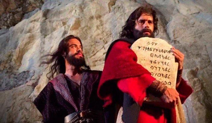 No Rio de Janeiro   Deputados querem que novelas bíblicas sejam 'patrimônio cultural'