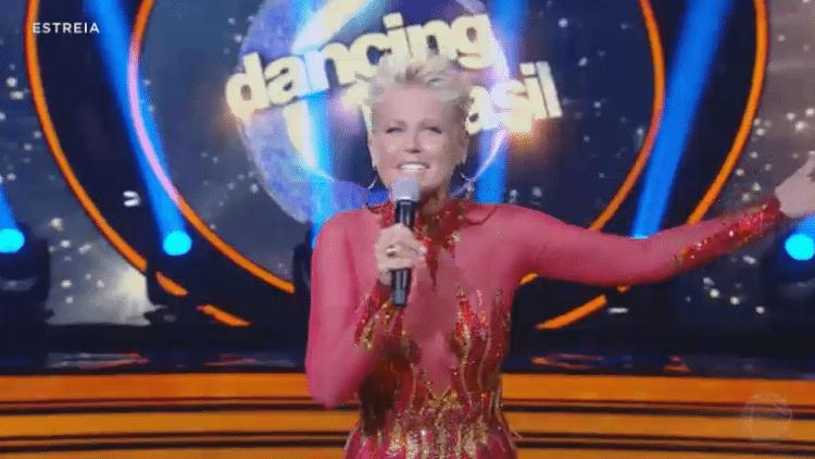 """Resultado de imagem para """"Dancing Brasil"""" tem Xuxa"""