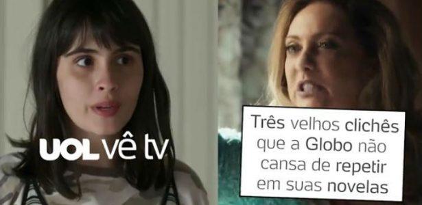 De novo a mocinha enganada? | UOL Vê TV: Três clichês que a Globo não cansa de repetir em novelas
