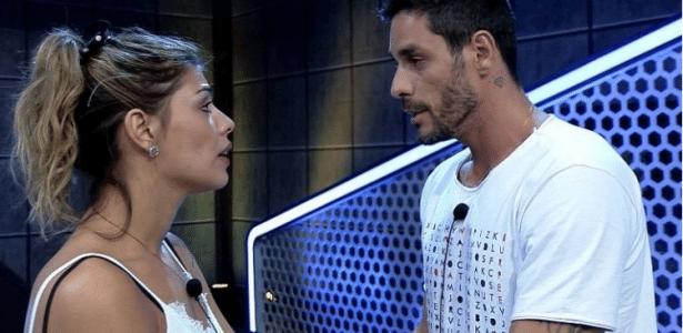 Reality da Record   'Afastados', Diego e Fran não voltarão ao Power Couple