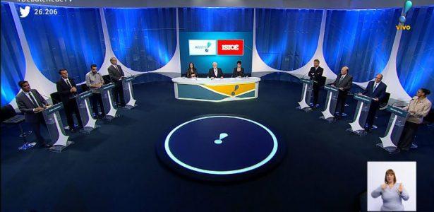 Opinião | Stycer: 2º debate presidencial é mais dinâmico, mas tem gafe