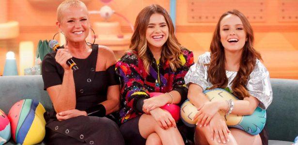 Talk show semanal | Programa da Maísa é um sucesso comercial, mas a equipe é enxuta