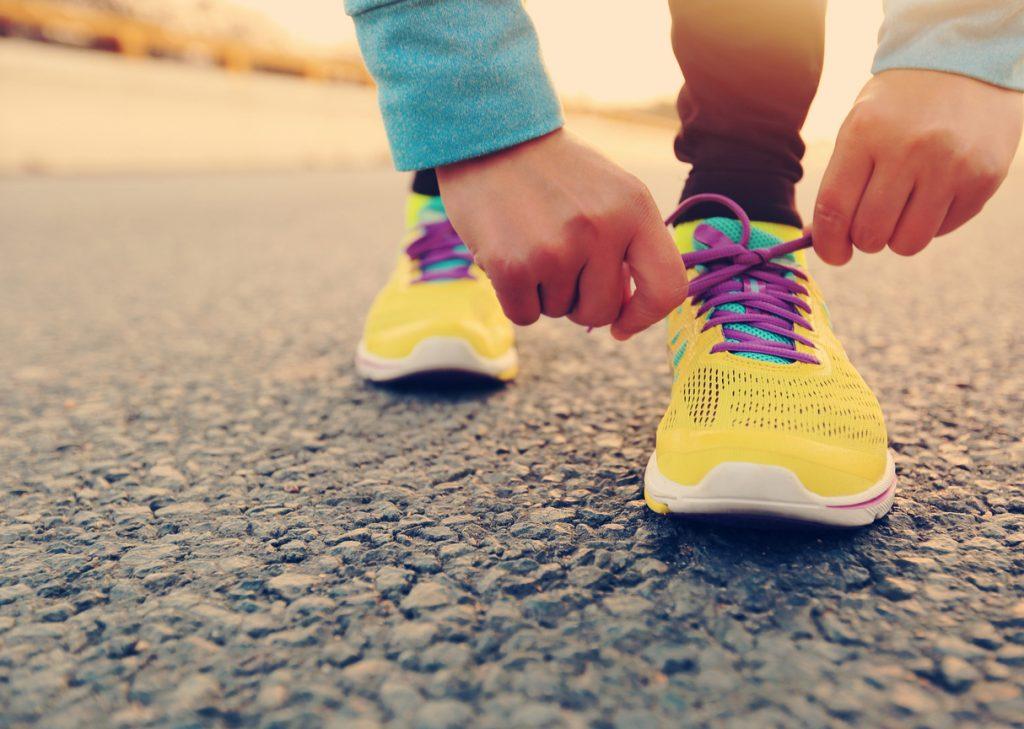 Quantos km dura um tênis de corrida