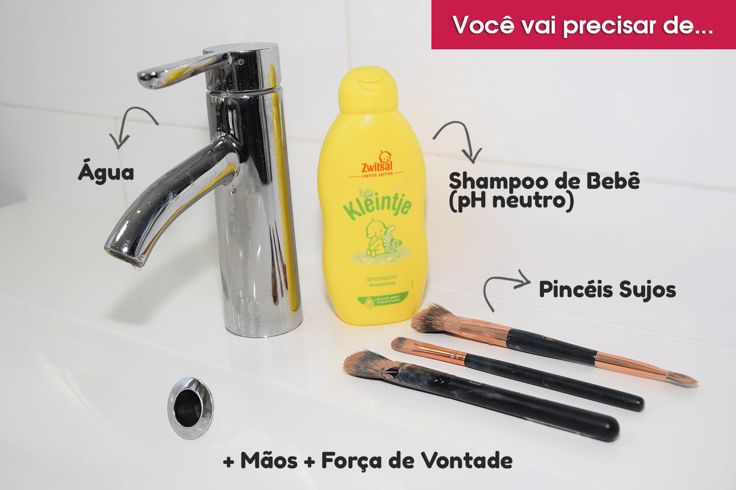 Pincel de maquiagem: 4 formas diferentes de limpar - Tudo