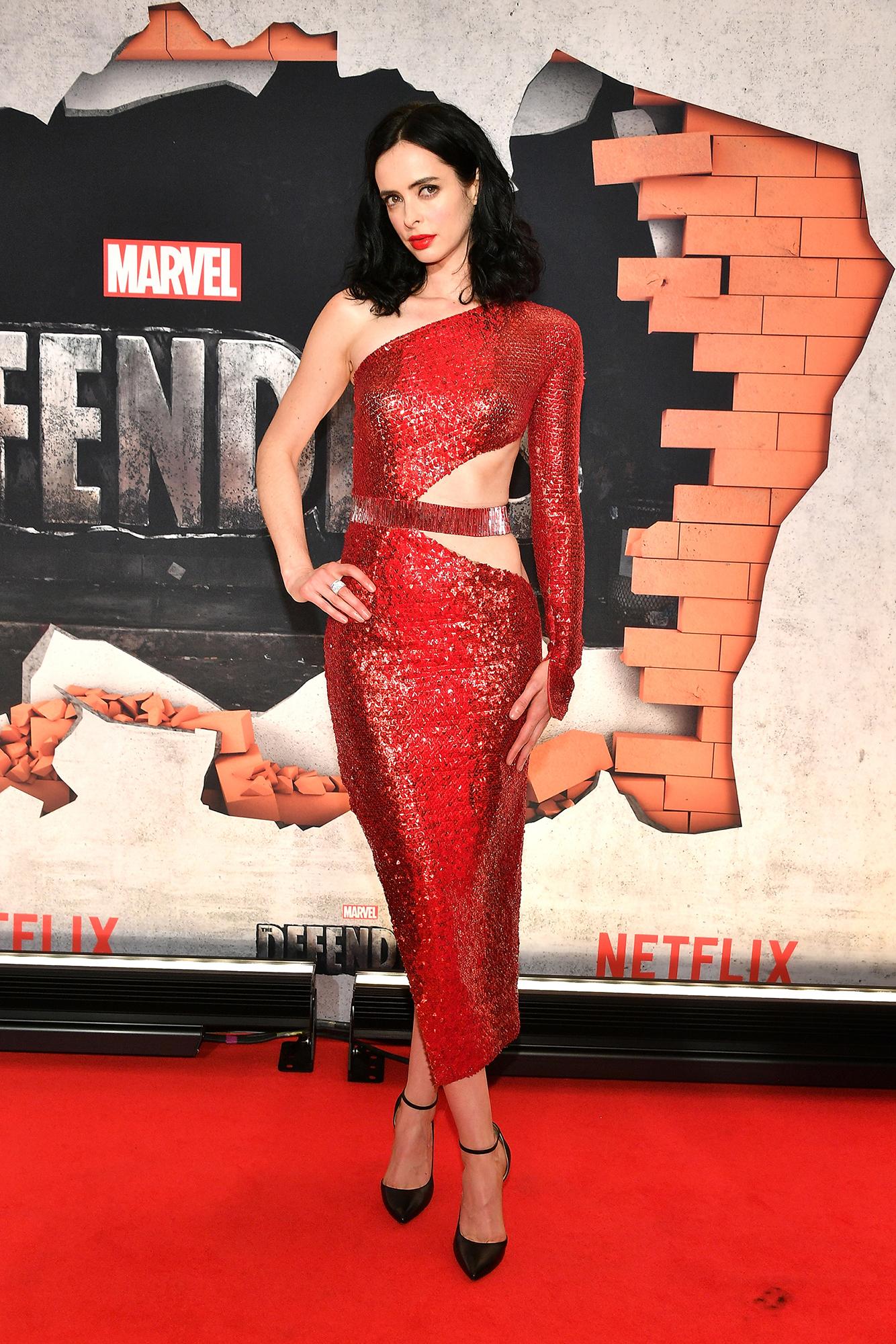 af1ef4fdf Confira 10 ideias de maquiagem para usar com vestido vermelho - Tudo ...