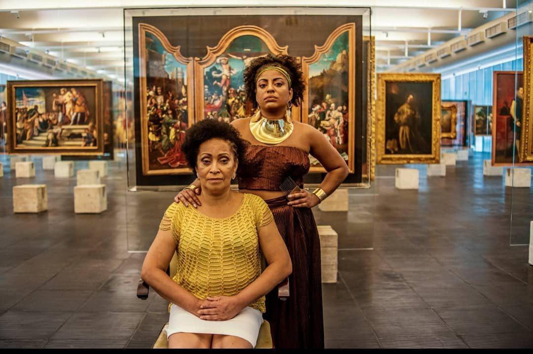 Carmen Silva e Preta Ferreira, do Movimento Sem Teto do Centro