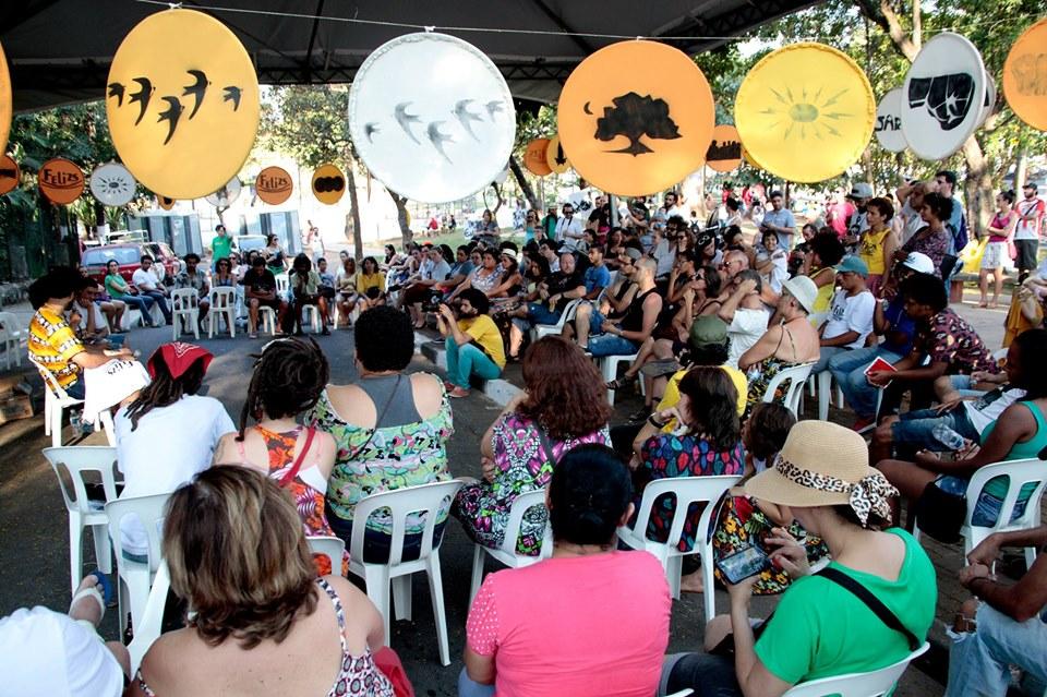 Feira Literária da Zona Sul é um dos grandes eventos responsáveis por movimentar o mercadoalternativode produção editorial (Foto: Divulgação)
