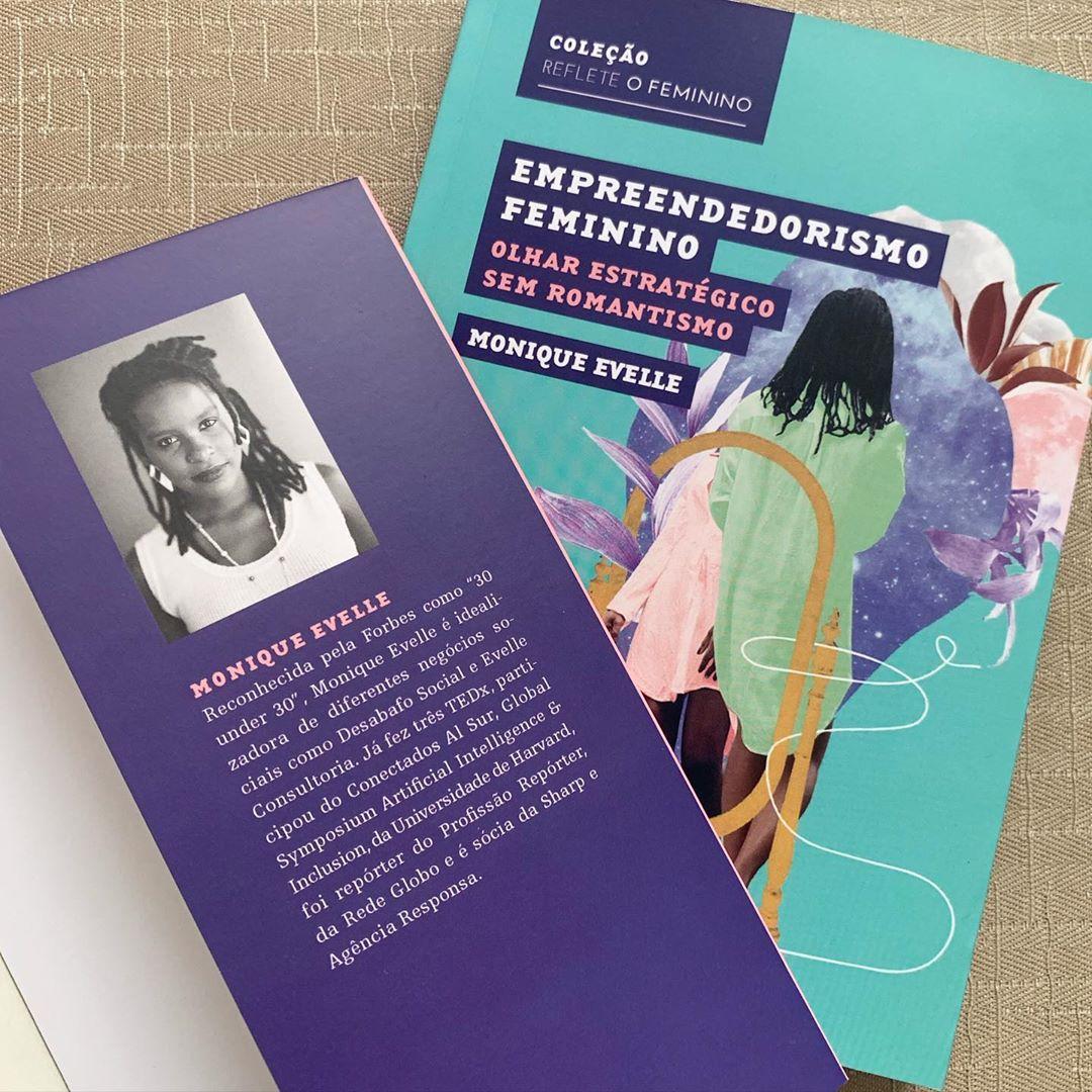 O livro 'Empreendedorismo feminino: Olhar estratégico sem romantismo