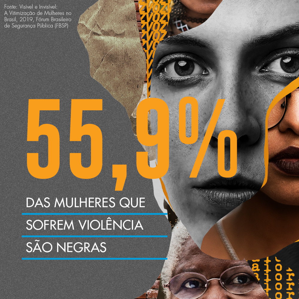Campanha da ONU: As demandas do feminismo negro passam pelo enfrentamento do racismo