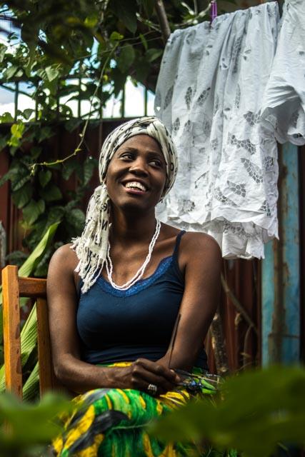 Maria das Graças Epifânio, 48 anos, conta que o maior problema das políticas públicas de saúde é não respeitar as tradições quilombolas (Foto: acervo pessoal)