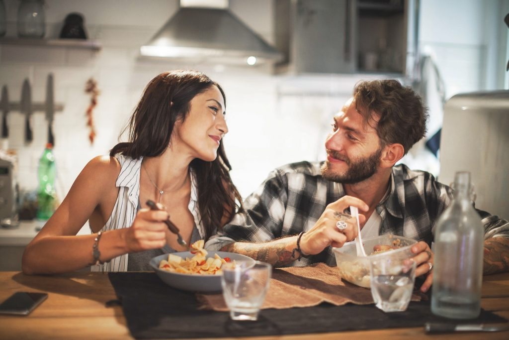 dieta em casal