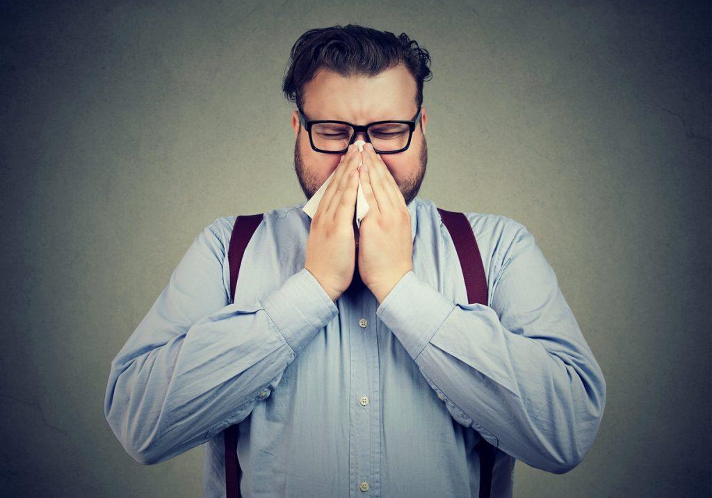 Obesos podem ter gripe mais forte