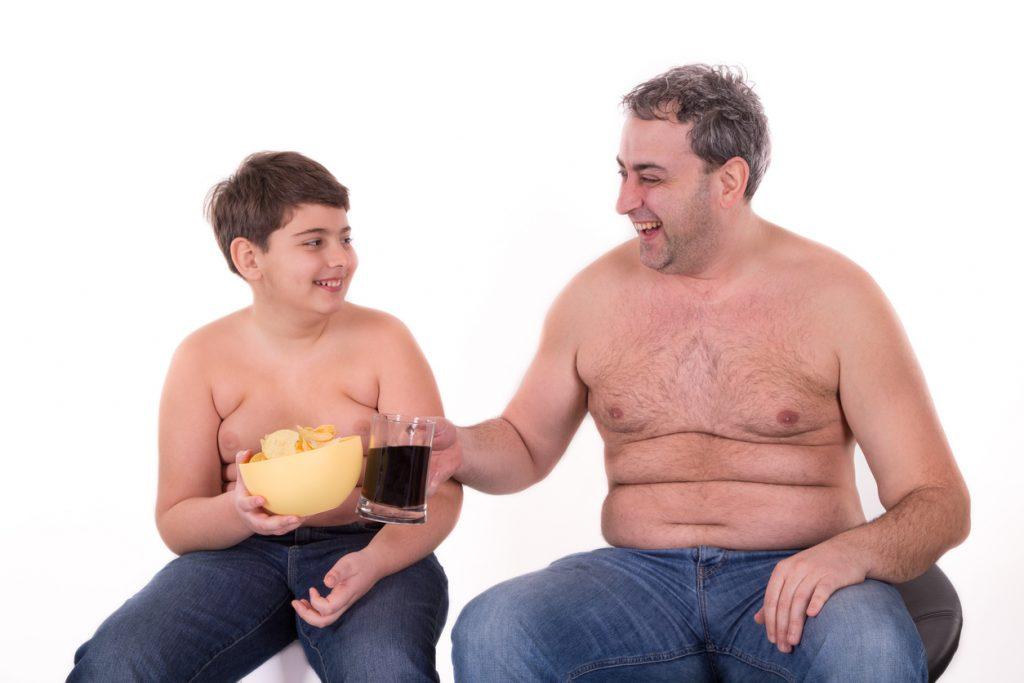 Genética influencia no peso