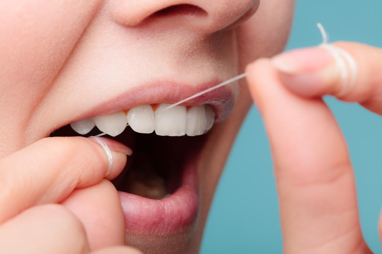 3941d7032 Use o fio dental se quer evitar infarto