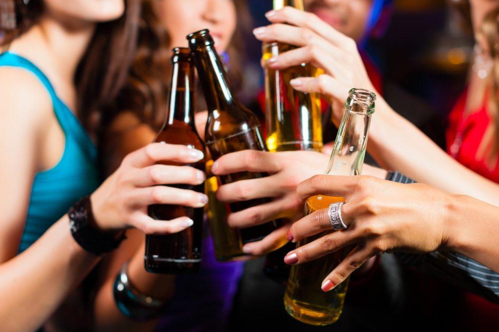 O problema de abusar da bebida