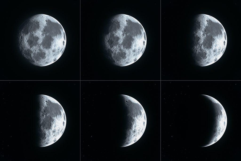 8e9d0bdaf As fases da Lua afetam o seu humor e o comportamento, mas também ajudam na  hora de se planejar (Foto: iStock)