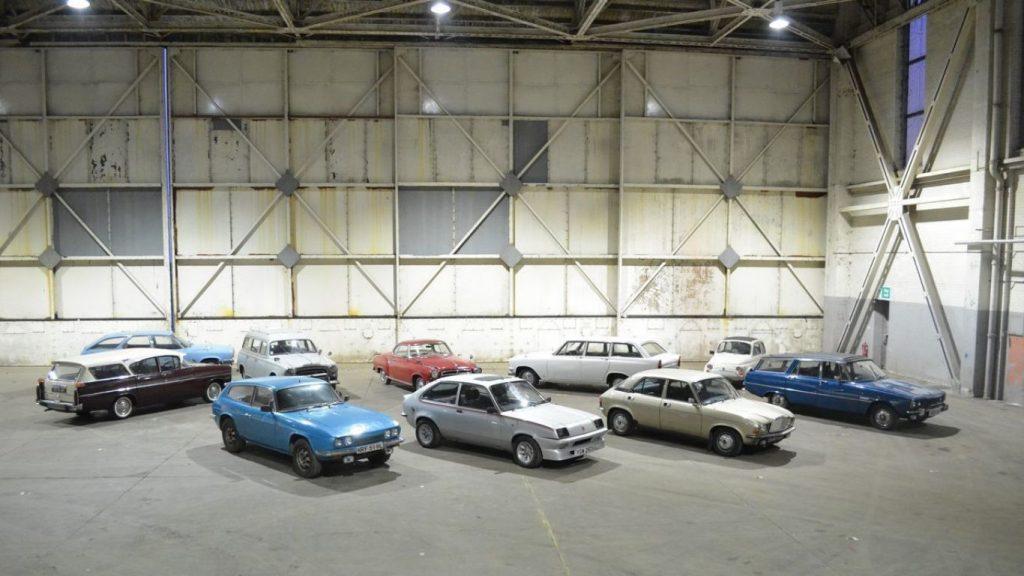 Jaguar leiloará carros da sua coleção, mas nenhum deles é Jaguar ... aa8e17a570