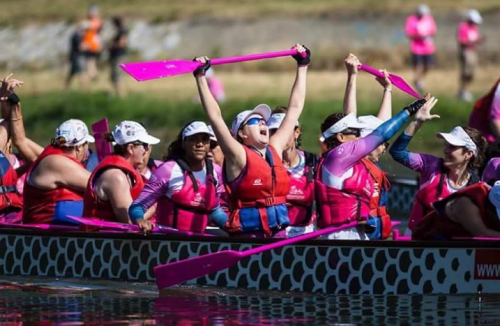 0fb094152 Projetos ajudam na reabilitação de mulheres que enfrentaram ou ainda  enfrentam o câncer de mama (Arquivo Pessoal)