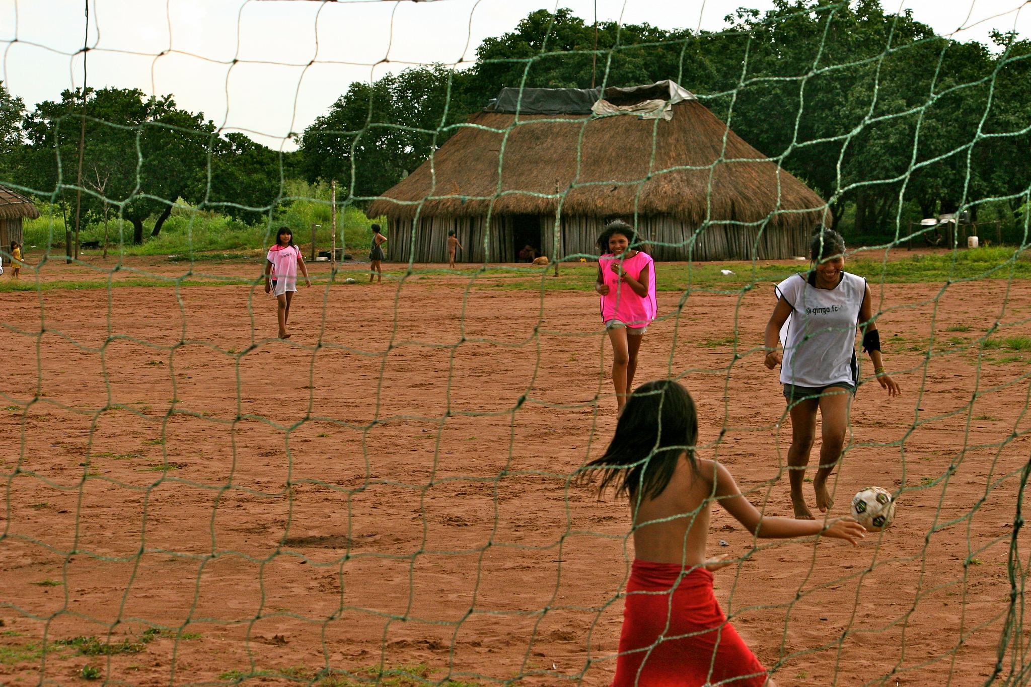 c00a54b8ed Tapajós  onde o futebol cresce livre de preconceito - 20 04 2019 ...