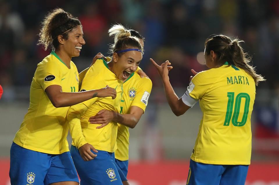 Os gols  bizarros  da Copa América e o que futebol feminino precisa ... 6346209c88b2e